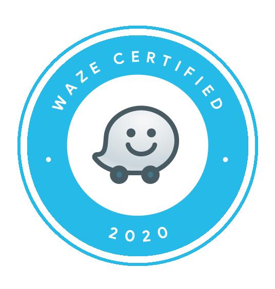 logo waze - Accueil