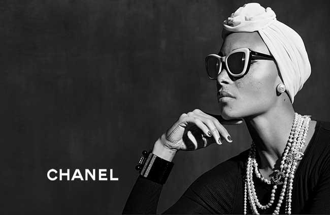 chanel eyewear lunettes soleil vue ete 2018 1 - Optique Le Bihan